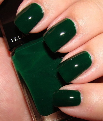 Illamasqua Nail Varnish In Rampage I The Color Green But This Is Great For St