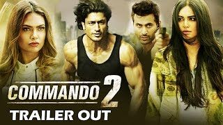 Check Out The Breathtaking Action Sequence. #Commando2 TRAILER Out | #VidyutJammwal #AdahSharma #EshaGupta  Commando 2 Movie will be Release on 3th March, 2017  #Trailer #Movie #Film #UpcomingMovie #Theatre #Cinema 📺 📺