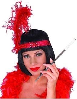 Womens Roaring 20s Flapper Girl Costume Cigarette Holder