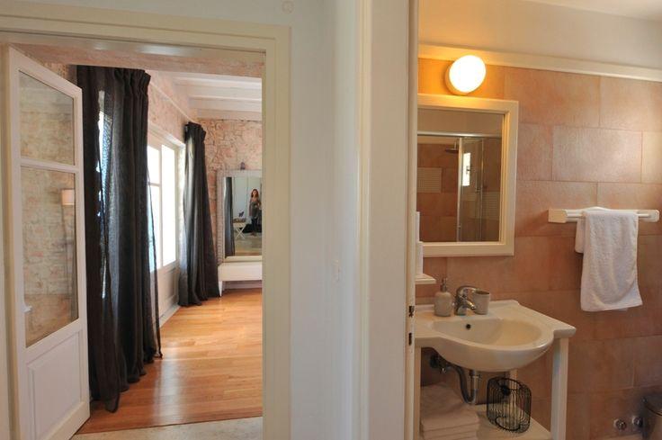 Grand Villas Master Bedroom and Bathroom Details