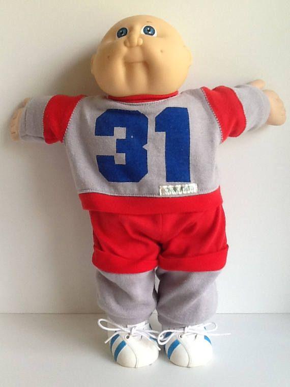 1985 Cabbage Patch Kids Boy Doll HM 2