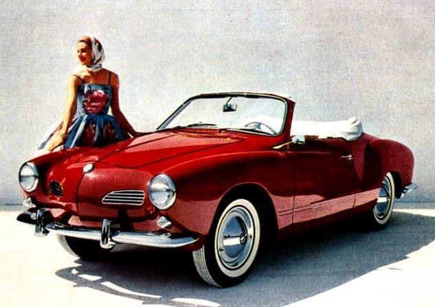 1959 Volkswagon Karmann Ghia 1200 Maintenance/restoration of old/vintage vehicles: the material for new cogs/casters/gears/pads could be cast polyamide which I (Cast polyamide) can produce. My contact: tatjana.alic@windowslive.com