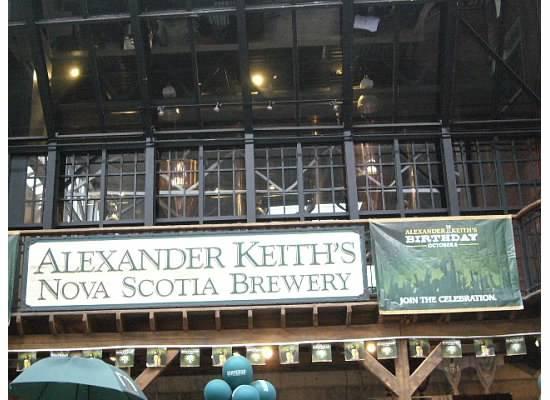 Alexander Keith's Brewery - Halifax