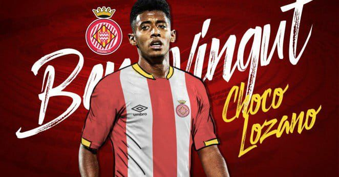 DONE DEAL: Girona FC announce the signing of Anthony Lonzano from Barcelona - https://www.okay.ng/188803    #Anthony Lonzano #Barcelona #DONE DEAL #Girona FC - #Football #Sports News