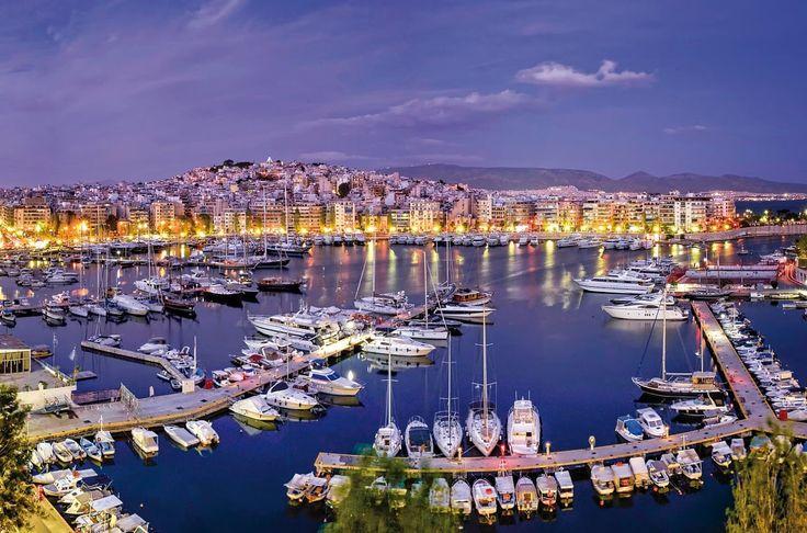 Piraeus, Pasalimani