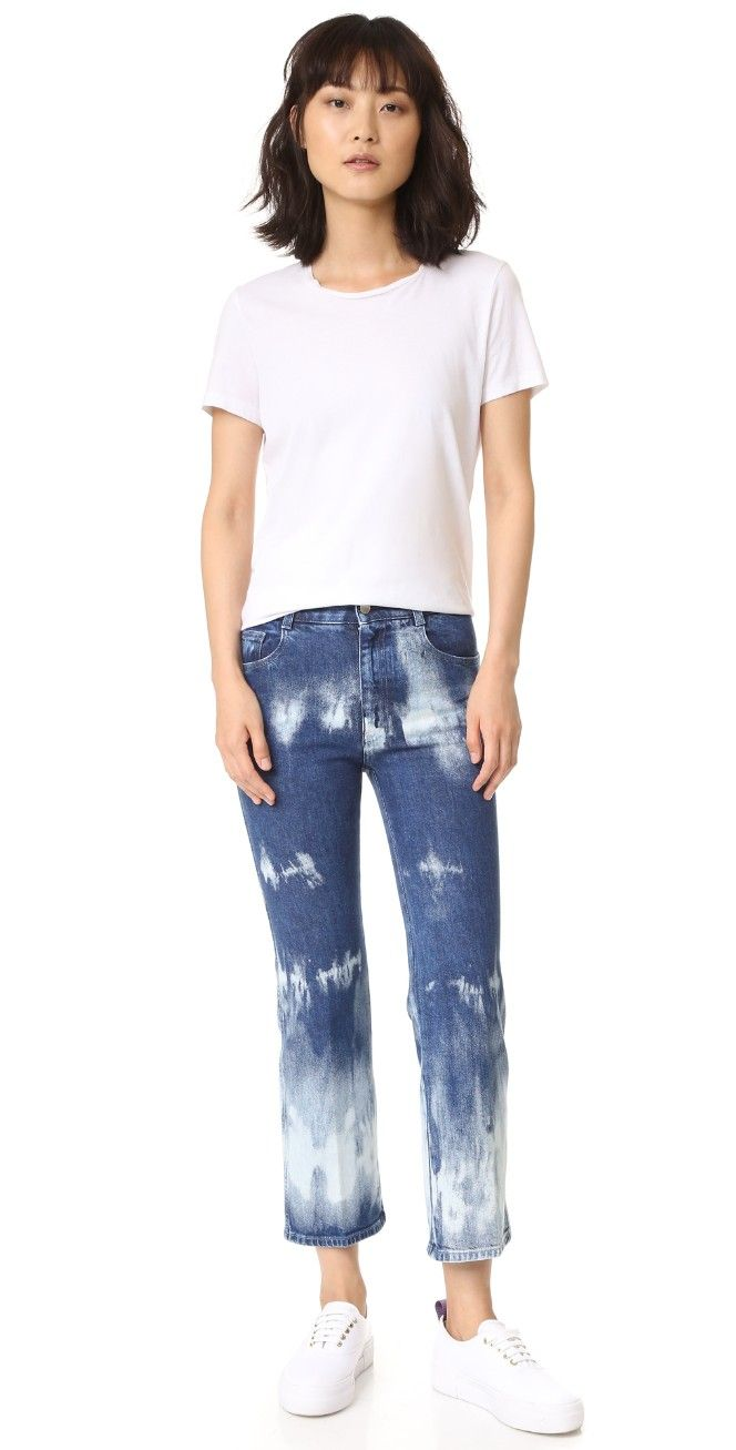 Stella McCartney Tie Dye Jeans   SHOPBOP SAVE UP TO 25% Use Code: GOBIG17