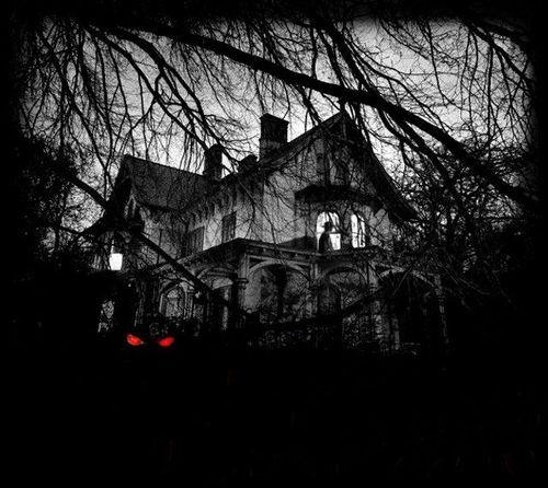 Scary Dark Place Dark scary plac...