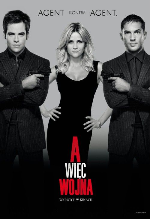 A więc wojna / This Means War