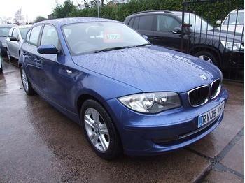 Auto Trader - BMW 1 SERIES SAT MNC