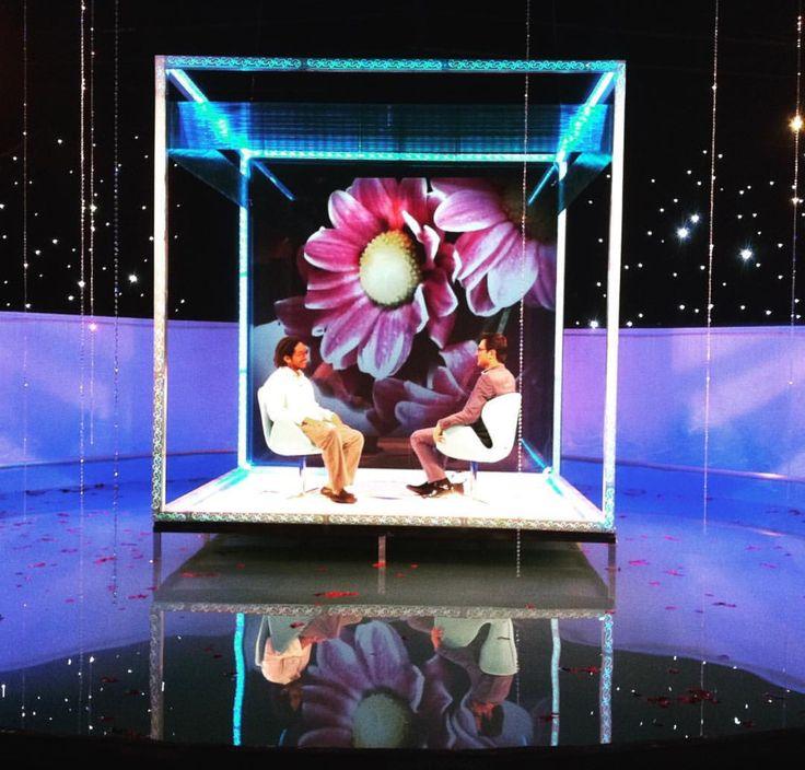 Designer: Peyman Ghane  AGHIGH TV Show social and religious issues channel 5 IRIB