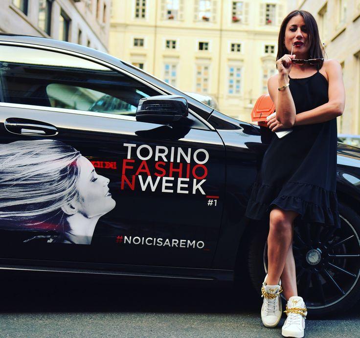 Welcome Torino Fashion Week #tfw #events #fashion #fashionblogger Follow me www.modablogger.eu