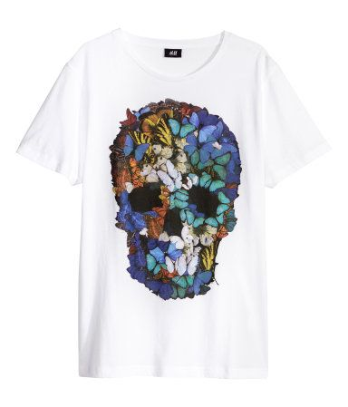 H&M T-shirt with a print $14.95