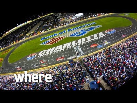 Inside the VIP NASCAR Experience at Charlotte Motor Speedway [VIDEO]   #NASCAR #charlotte #WhereTraveler