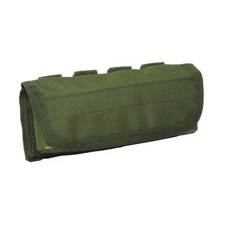 Voodoo Tactical MOLLE Compatible Shotgun Shell Ammo Pouch - Walmart.com
