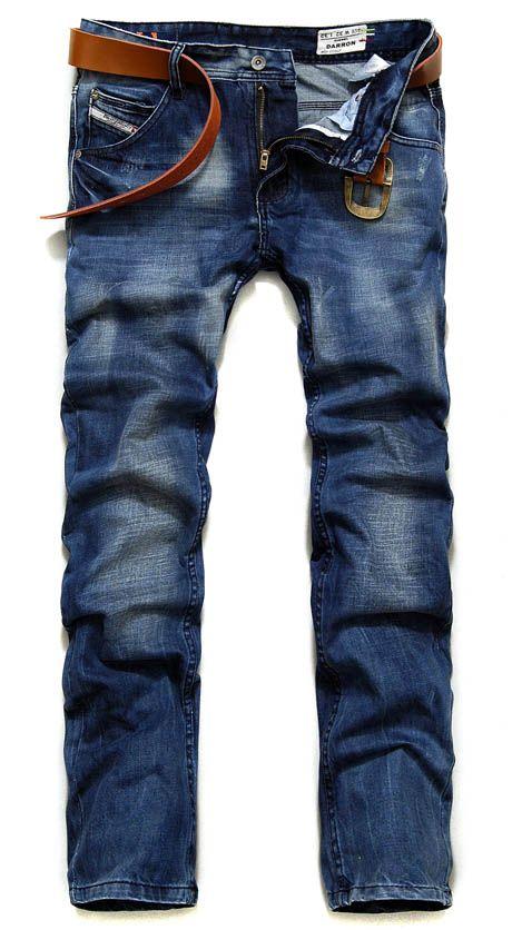 #Diesel Jeans for Men - Model Darron Slim 2012