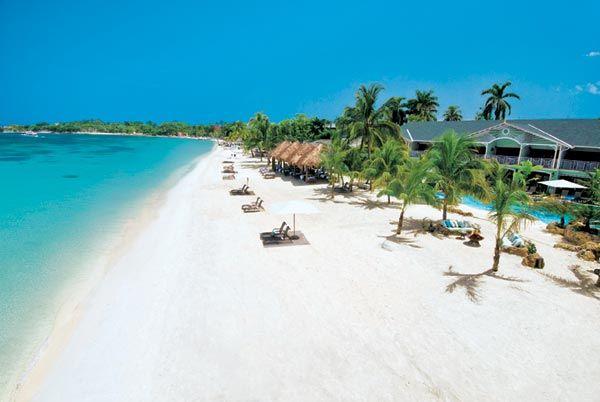 Sandals Negril, Jamaica