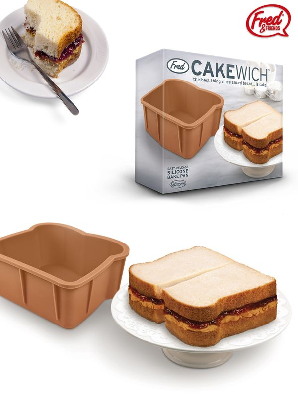 High Quality Cakewich  A Cake That Looks Like A Sandwich. FRED U0026 FRIENDS · Funny ProductsCupcake  ShopsKitchen ...