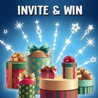 Invite And Win Big Prize