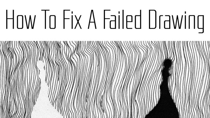 How To Fix A Failed Drawing