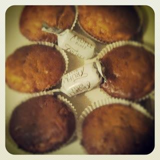 Muffinki z białymi truflami z Wawelu