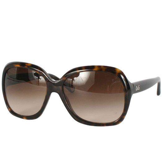 Sunglasses  Havana Lens: Brown Gradient