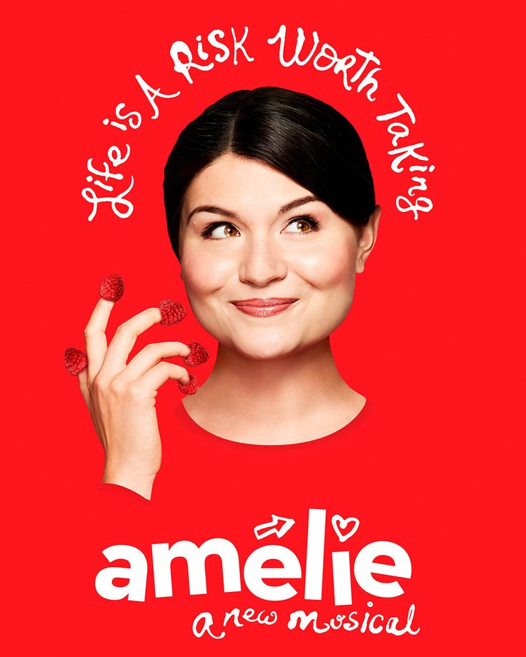 Amelie on Broadway comes this summer!! Phillipa Soo is the lead!