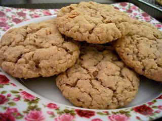 This is a great way to use up those instant oatmeal packets you may have stashed away in your cupboard! These cookies are crispy on ...