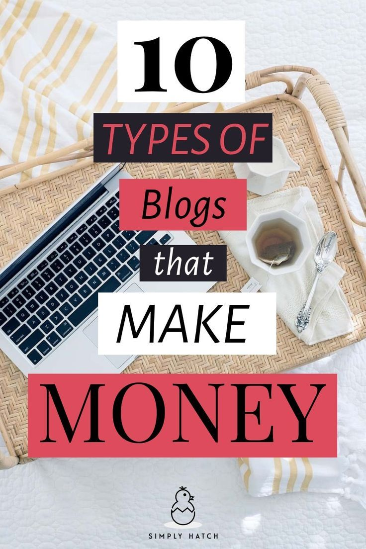 10 Types Of Blogs That Make Money (And The Money Making Rules) – Just Life With MJB