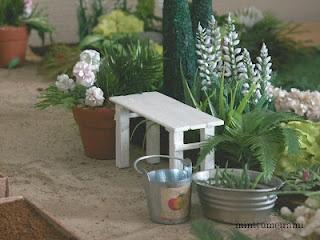 how to make  garden bench