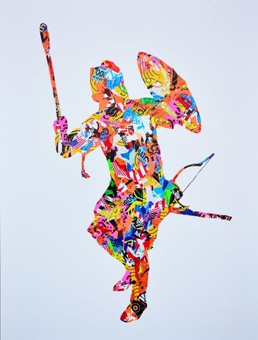 Ryan Metke, Mongul, 2014 at www.meadcarney.com  #RyanMetke #MeadCarney #London #art #artgallery #mongul