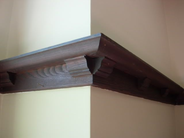 how to put a plate groove in a shelf
