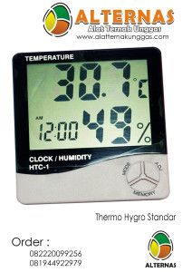 Thermo Hygro HTC Standar