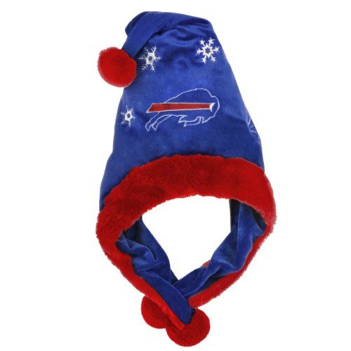 NFL Buffalo Bills Thematic Santa Hat -- You can get additional details at the image link.