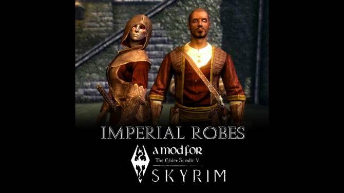 Imperial Robes at Skyrim Nexus - mods and community | Skyrim