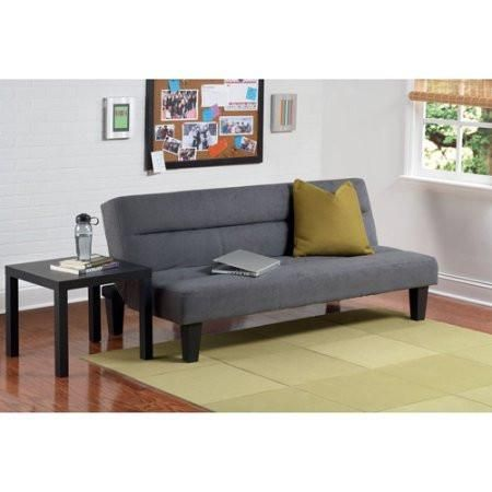 Convertible Futon Sofa Bed Living Room Small Space Furniture College Dorm  Room Part 68