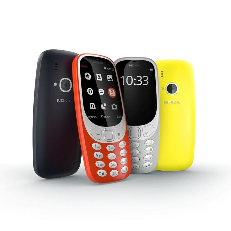 Guess Whos Back Nokia 3310
