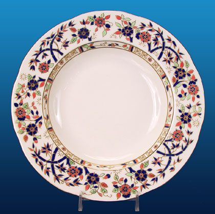 Zsolnay porcelain with Bamboo design ($78)
