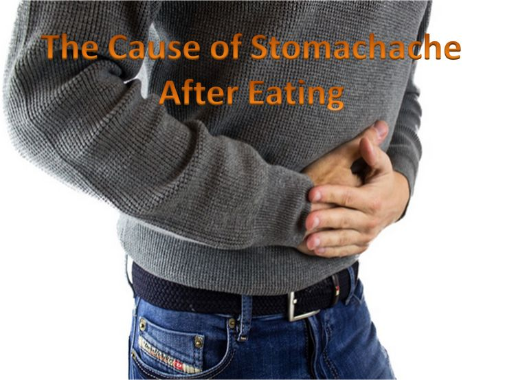 The Cause of Stomachache after Eating - http://www.howgetrid.net/the-cause-of-stomachache-after-eating/