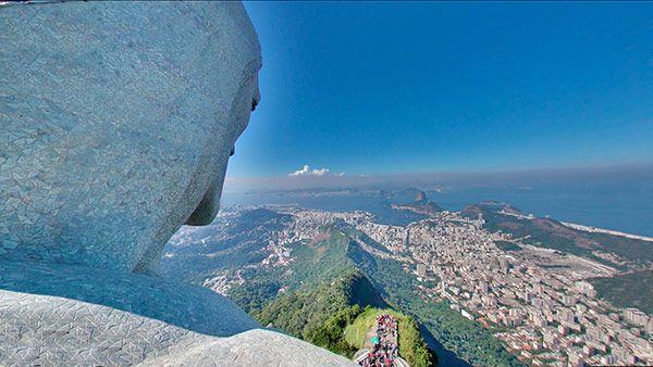 Yve - Se precisar Pegue, Se não precisar Doe! (Rio de Janeiro, RJ) – Cristo Redentor - Rj - De Braços Abertos - Pirelli