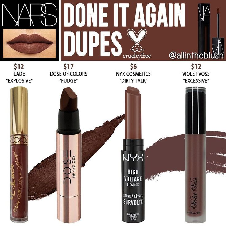(@allintheblush) on Instagram: DONE IT AGAINCRUELTY-FREE DUPES✨