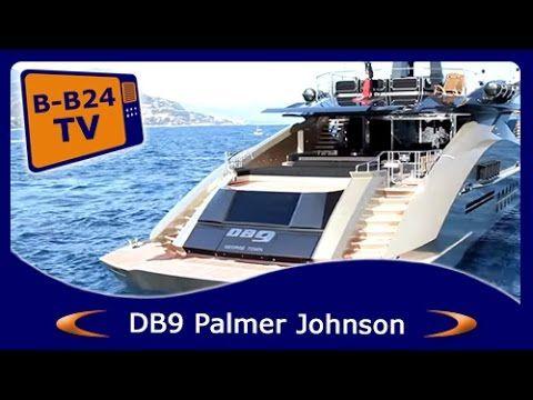 Megayacht DB9 Palmer Johnson *Luxury Boat* by BEST-Boats24