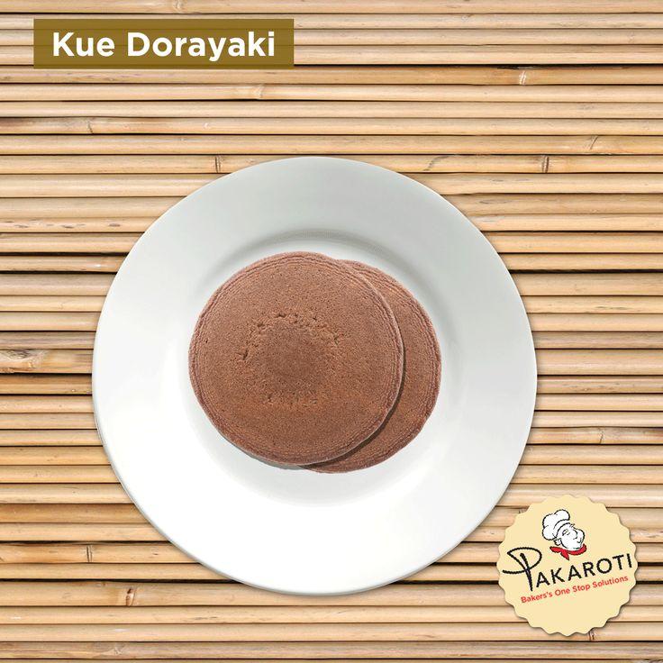 Dorayaki adalah cemilan tradisional Jepang. Kue favorit tokoh kartun Doraemon ini menggunakan kacang merah atau kacang hitam sebagai isian #FilmaTasteofSpring