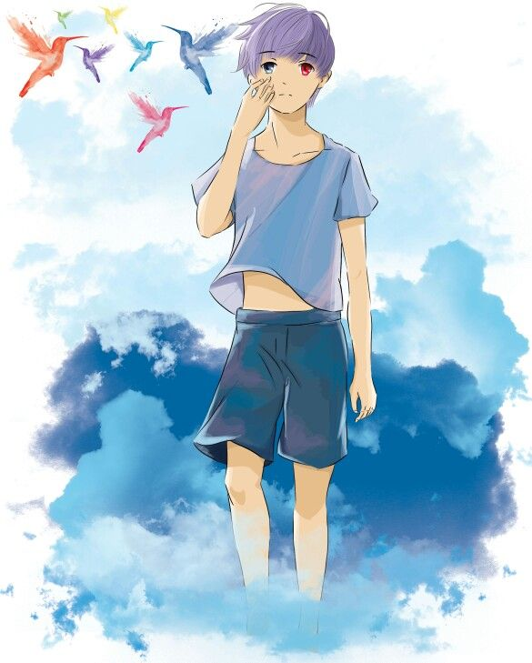 Follow my artwork account on instagram @nindypolin_nipo #anime #cartoon #nipodesignindonesia #digitalart #illustration