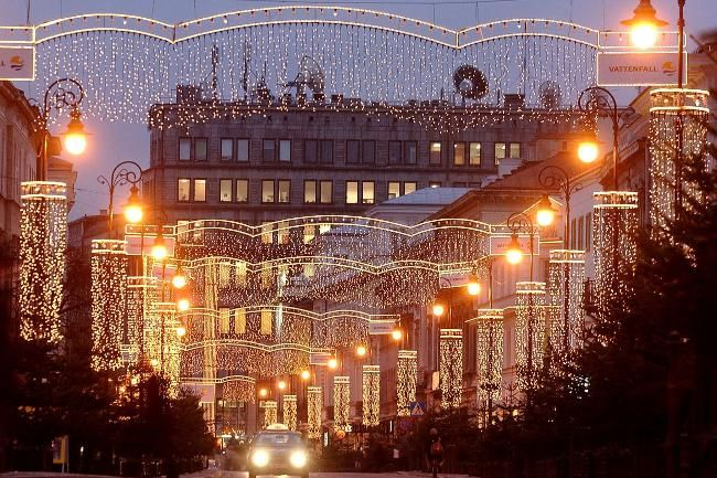 images of Christmas in Warsaw, Poland - Bing Images