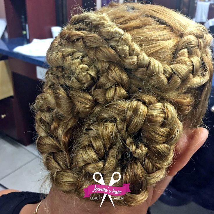 Tenemos los peinados mas bonitos para ti! #LourdesHairBS #Peinados #HairStyle #cabello