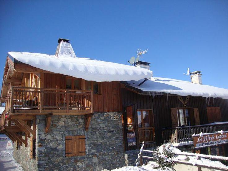 Apartment for sale in LA PLAGNE - Savoie - Very Nice 2/3 bedroom Duplex Ski Apartment. Feature Fireplace: Cave: Ski locker: Plagne Montalbert, Paradiski. France REF: 71760DC73 | [12568]