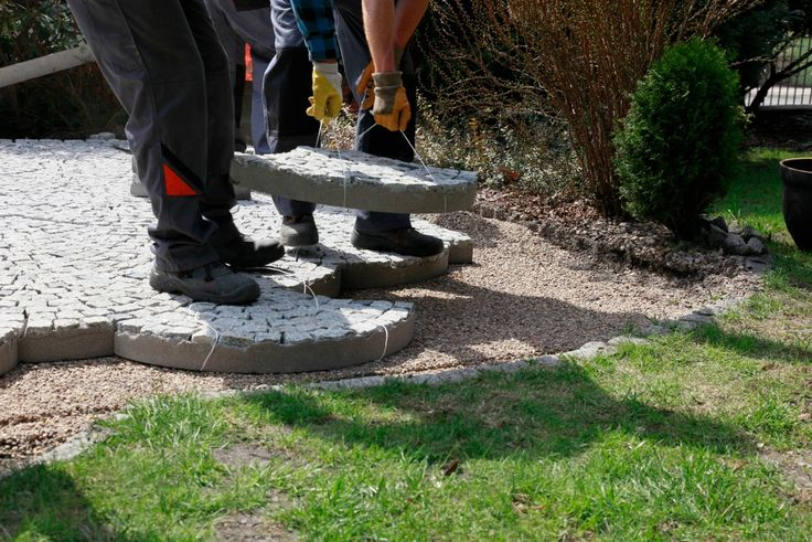 GRANITE PAVING / GRANITE SETTS – FAN SHAPED
