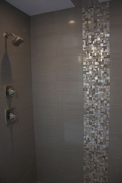 Bathroom Tiles Designs With Highlighters : Best ideas about vertical shower tile on