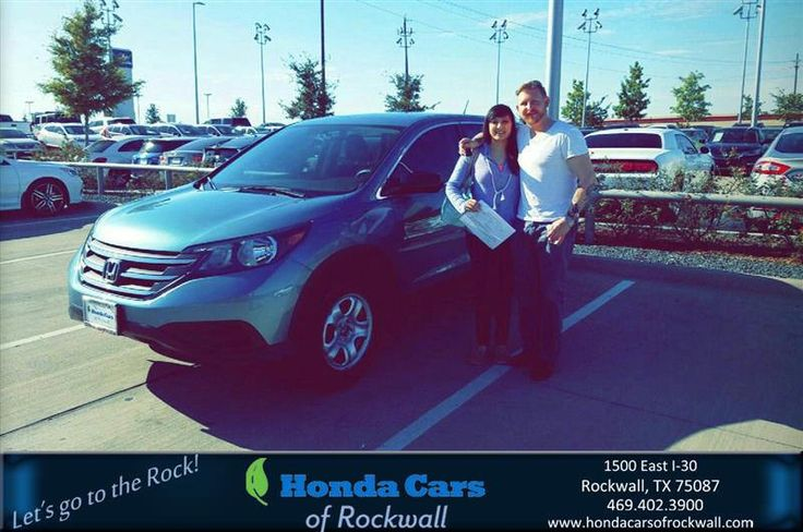 https://flic.kr/p/MJQmV5   Congratulations Jazal on your #Honda #CR-V from Marvin Lazalde at Honda Cars of Rockwall!   deliverymaxx.com/DealerReviews.aspx?DealerCode=VSDF