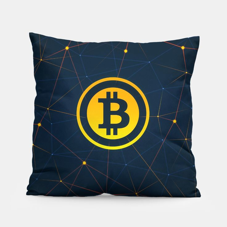 bitcoin Pillow, Live Heroes